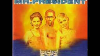MR.PRESIDENT-Happy People(Freestyle Cut) HQ audio