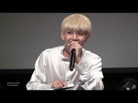BTS- Cypher 4 Kim Taehyung