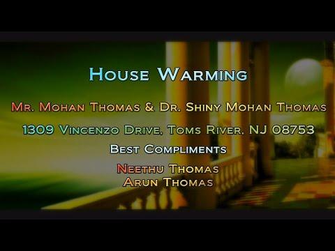 Mohan House Warming