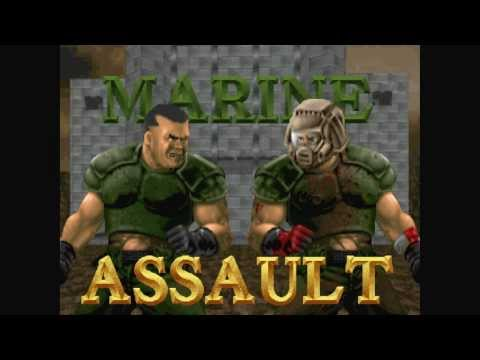 Gzdoom : Enjay's Marine Assault (UV)