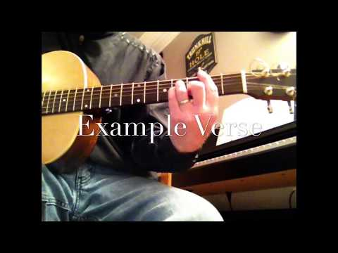 Motherland:  Natalie Merchant Guitar Lesson (video 1)