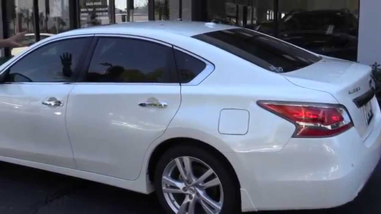 Elegant 2015 Nissan Altima, Maus Nissan, Luxury Sedan, Tampa Nissan Dealer, New  Port Richey