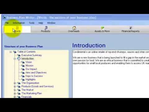 Business Plan Writer   Custom Business Plan from YouTube · Duration:  9 minutes 39 seconds  · 375 views · uploaded on 03.09.2013 · uploaded by Jan Wall