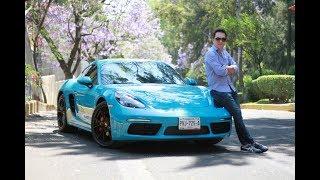 Mi nuevo #Porsche 718 Cayman