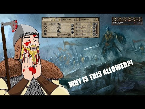 HOW IS THIS NOT OP?! Broken Retinue Strategy - CK2 Holy Fury Tutorial