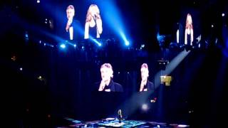 'HD' - Celine Dion: The Prayer with Andrea Bocelli (Madison Square Garden Taking Chances Tour)