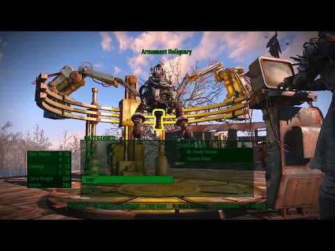 Fallout 4 Automatron Dominion Part 1 of 38 Human Colony Sanctuary