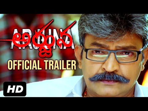 Rajasekhar's Arjuna Movie - Official Trailer HD (2020) | Latest Telugu Movie Trailer | TFPC