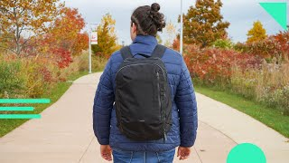 Bellroy Transit Backpack Review | 28L Travel Bag With Smart Organization