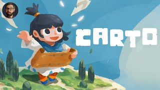 Carto Review | Super cute world-altering puzzler (Video Game Video Review)