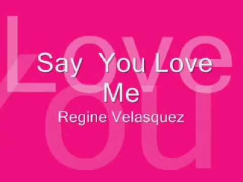Regine Velasquez – And I Love You So Lyrics | Genius Lyrics