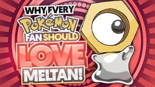Why Every Pokemon Fan Should LOVE Meltan!