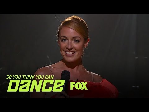 A Decade Of Deeley  SO YOU THINK YOU CAN DANCE