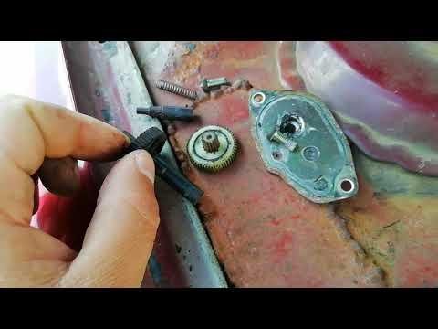 Mitsubishi Galant 1.8 4g93  1994г Мое решение проблемы с холостыми оборотами