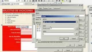 Servicios Web con InfoPath 2007
