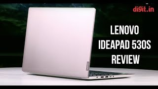 Lenovo Ideapad 530S Review | Digit.in