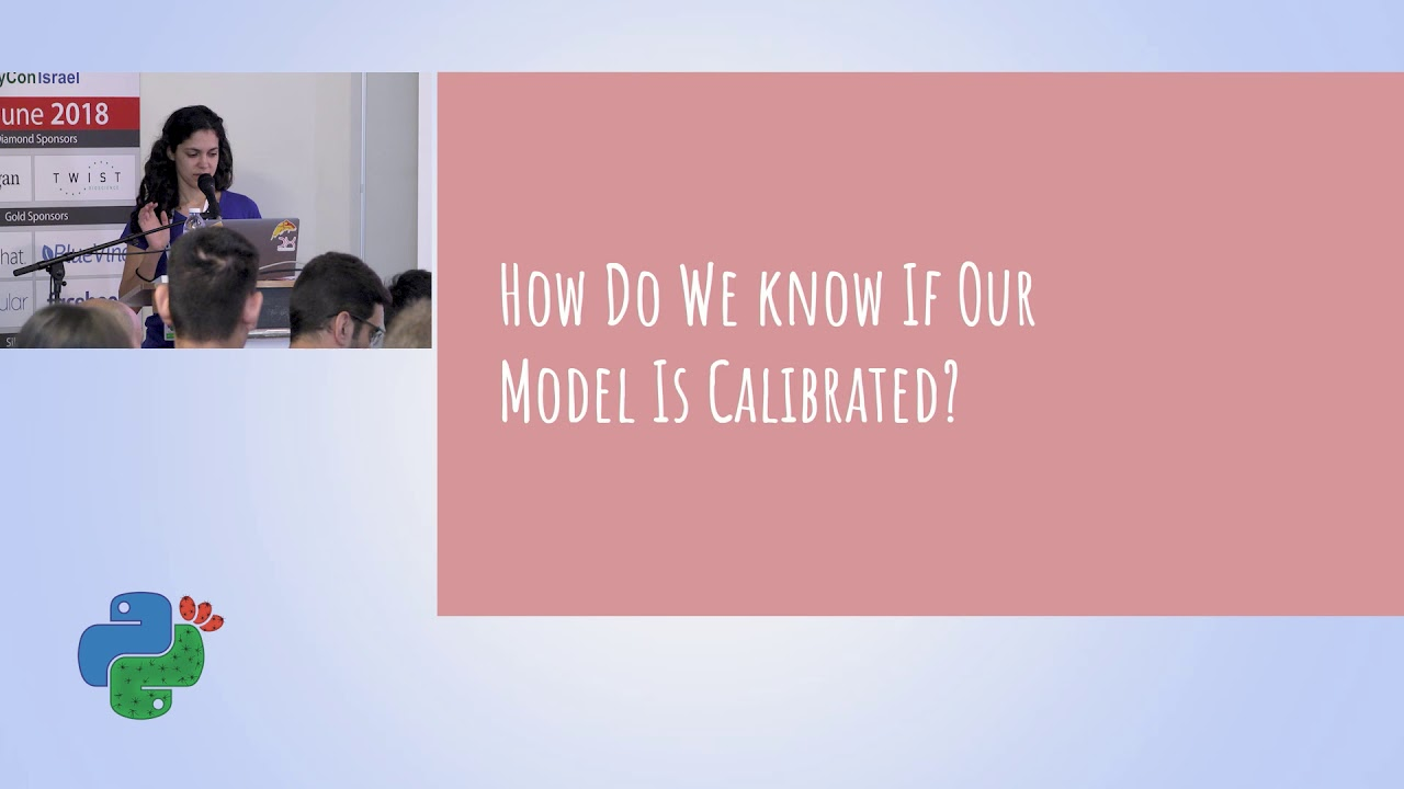 Image from Model Calibration - is your model ready for the real world?