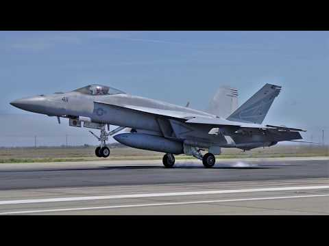 EXCLUSIVE ACCESS: Inside Naval Air Station Lemoore, CA