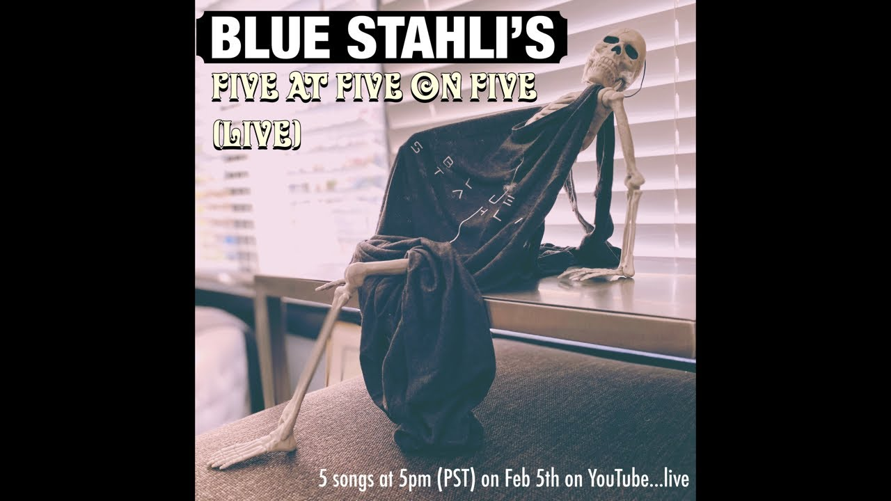 Blue Stahli's 5 at 5 on 5 (live)