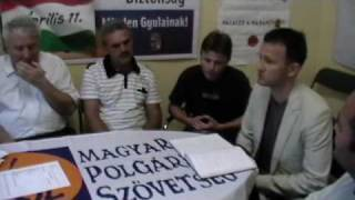 Dr. Görgényi Ernő vezetésével készülnek az önkormányzati választásra Thumbnail