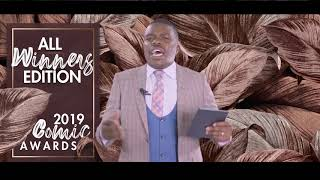 OVERALL COMIC AWARDS 2019 | Comic Pastor
