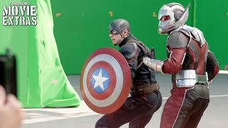 Go Behind the Scenes of Captain America: Civil War (2016)