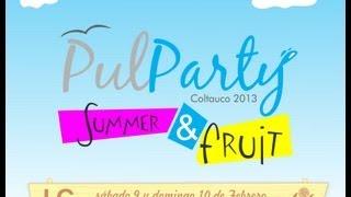 Pulparty Summer & Fruit | Coltauco 2013
