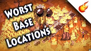 6 WORST LOCATIONS FOR A BASE - Don