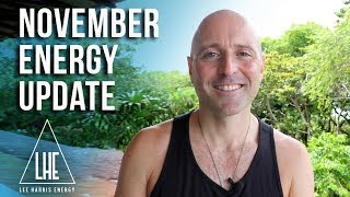 November Energy Update with Lee Harris (2019)