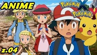 Pokémon XY & Z #4: REI LEÃO!! (ep.96) - Comentando Animes