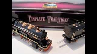 Mth 260e Steam Engine & Tender 10-3002-0 Lionel Mike's Train House Modern Era O Gauge