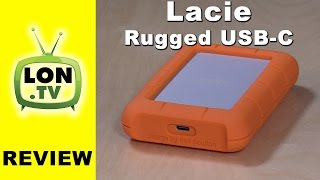 LaCie Rugged USB-C External Drive Review - 2TB / 4TB