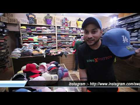 Best place for first copy caps / hats / baseball caps / snapbacks / branded caps / swagpaaji delhi
