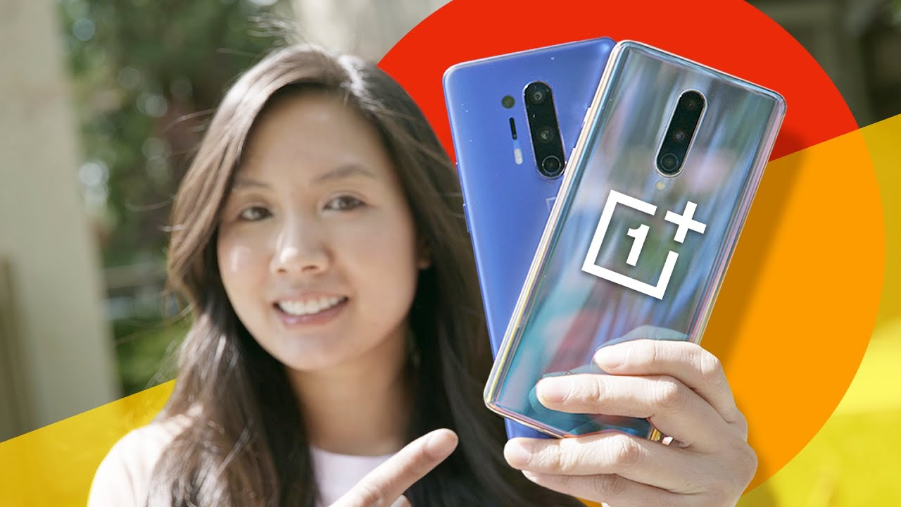 OnePlus 8 and 8 Pro review: Premium 5G phones cheaper than the Galaxy S20
