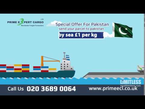 Cargo Company TV AD