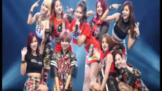 """How Would """"TWICE"""" Singing """"GOT7 - Just Right"""""""