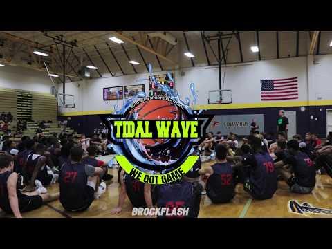 "Southern Sports Tidal Wave ""We Got Game"" Exposure Camp | #BrockFlash"
