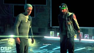 Watch_Dogs DLC: Bad Blood playthrough pt31 - Stuff Your Face (final)
