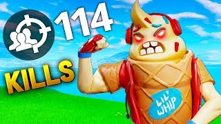THEY GOT 114 KILLS!! - Fortnite Funny WTF Fails and Daily Best Moments Ep. 951