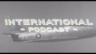 International Podcast #13: Ser un hombre