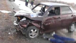 В Гайском городском округе в страшном ДТП погибли четыре человека
