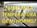 Cómo saber la temperatura de mi horno | Vicky Receta Facil