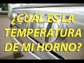 C�mo saber la temperatura de mi horno | Vicky Receta Facil