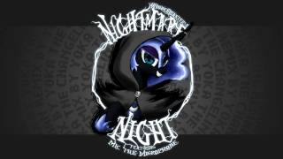 [remix] Wooden Toaster feat Mic the Microphone - Nightmare Night (remix by Yoka the Changeling)