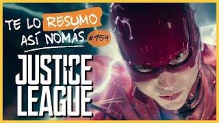 La Liga de la Justicia | Te Lo Resumo Así Nomás#154