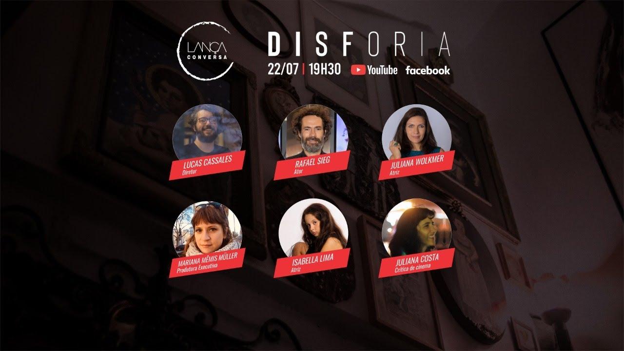 Live Disforia - especial lançamento na Amazon!