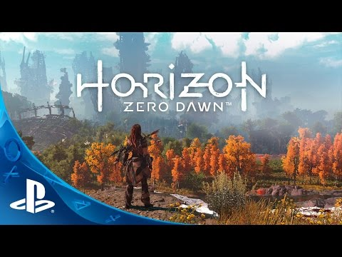 Horizon Zero Dawn - E3 2015 Trailer | PS4