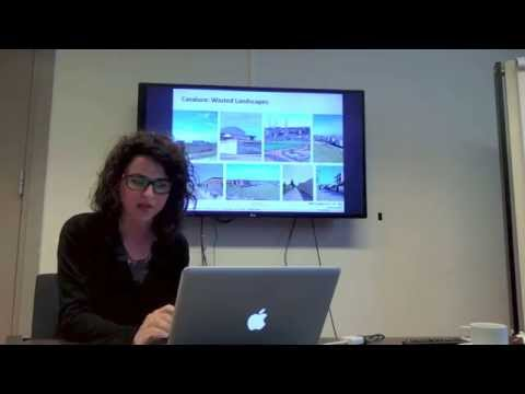 SPS Seminar: Libera Amenta - REVERSE LAND - Wasted Landscapes as a Resources to Recycle Cities