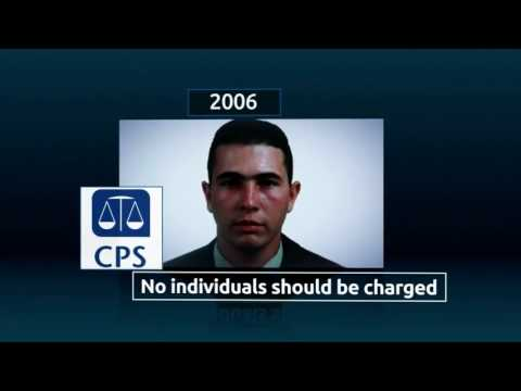 Police who shot Jean Charles de Menezes will not be prosecuted