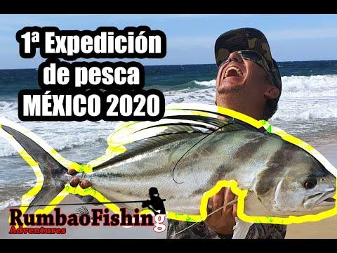 Resumen 1ª Expedición De Pesca A México. Rumbaofishing. Viajes Organizados De Pesca
